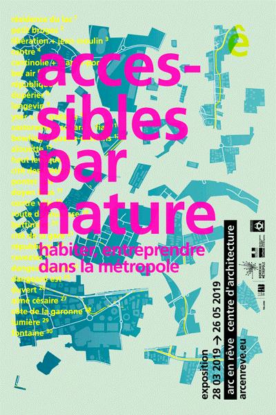 Accessibles par nature // exposition